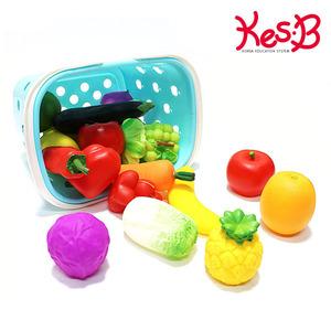 캐스B플레이 말랑 과일야채 20종